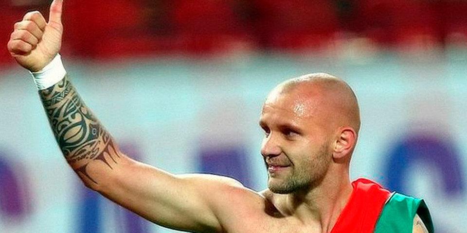 Экс-игрок «Арсенала» пополнил состав «Гомеля»