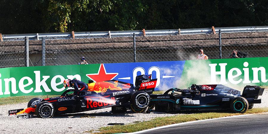 Триумф «Макларена» за счет «Мерседеса» и самоустранение претендентов на титул. Чем запомнится Гран-при Италии