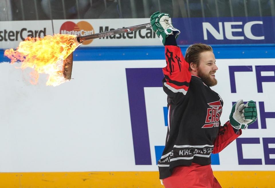 Умарк счастлив «уничтожить» праздник российского хоккея