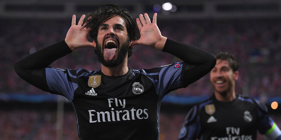 СМИ: Четыре европейских клуба интересуются Иско