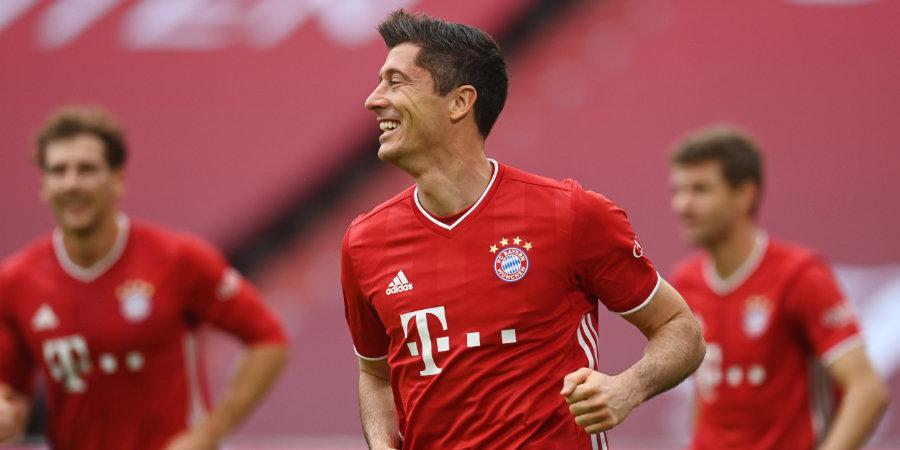 «Бавария» побила рекорд Бундеслиги по количеству голов на старте сезона