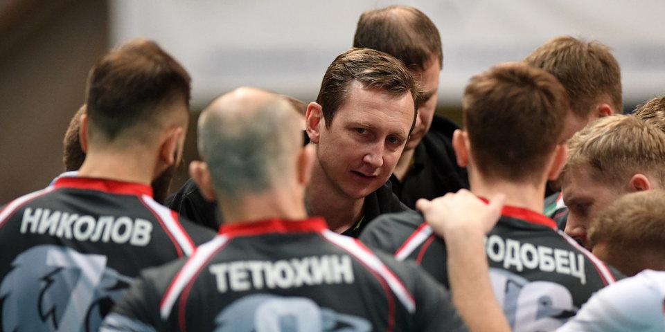 «Белогорье» оформило путевку в полуфинал Кубка ЕКВ