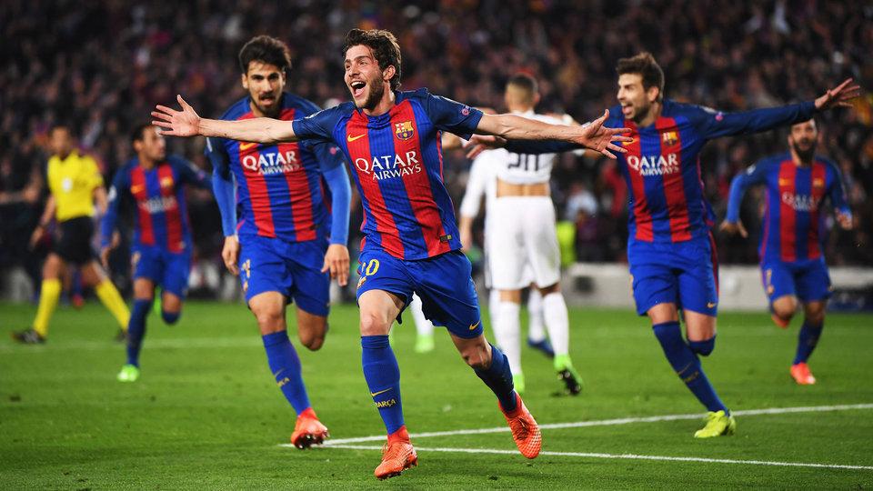 Полузащитник «Барселоны» пропустит матч ЛЧ против «Тоттенхэма»