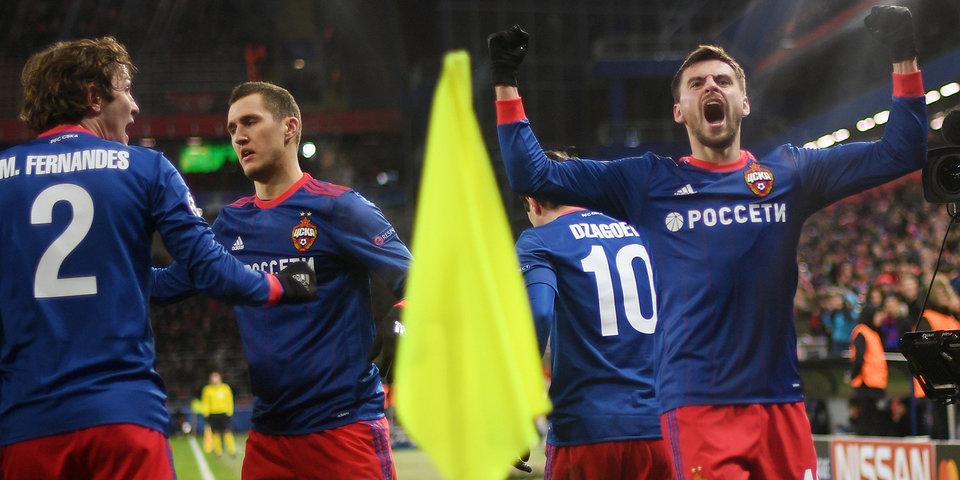 ЦСКА тренируется без Щенникова и Эрнандеса перед игрой против «Реала» в Лиге чемпионов