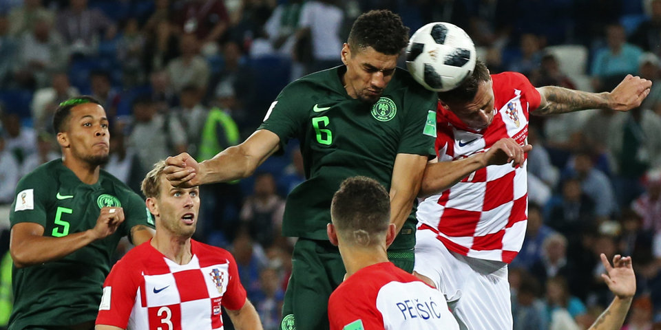 Хорватия возглавила группу D после победы над Нигерией