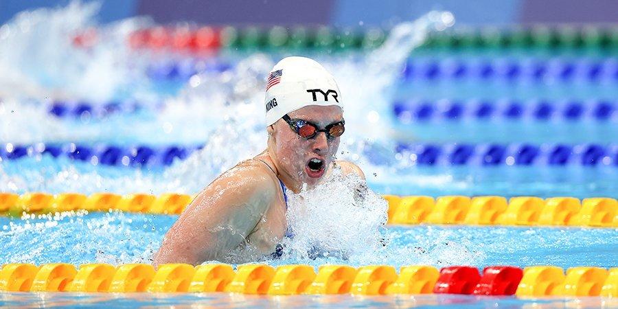 Олимпийская чемпионка Лилли Кинг заявила, что россиян не должно было быть на Играх