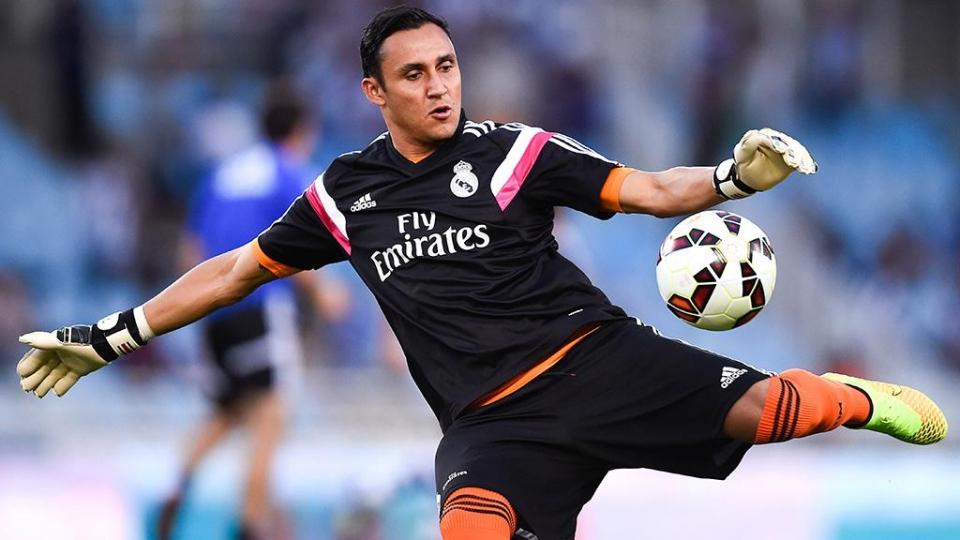 Навас не попал в заявку «Реала» на матч с «Эйбаром»