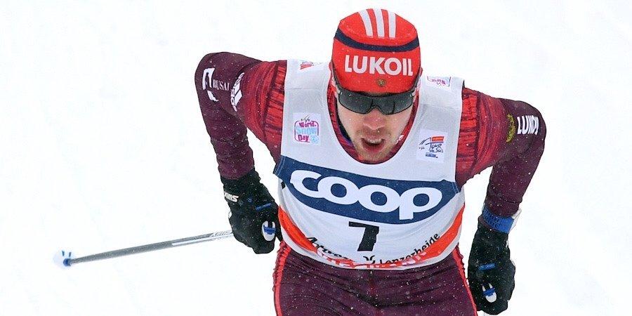 Червоткин признал вину в столкновении с Беловым в масс-старте на «Тур де Ски»