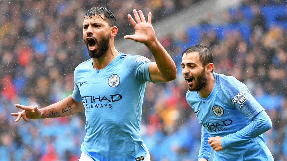 «Манчестер Сити» разгромил «Саутгемптон», забив 6 мячей