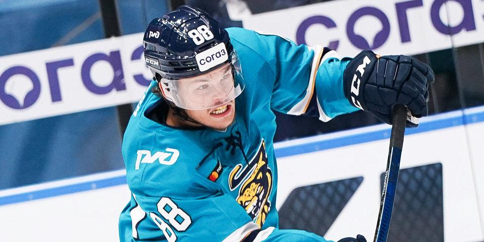Нападающий сборной Швеции Стремвалль перешел в СКА из «Сочи»