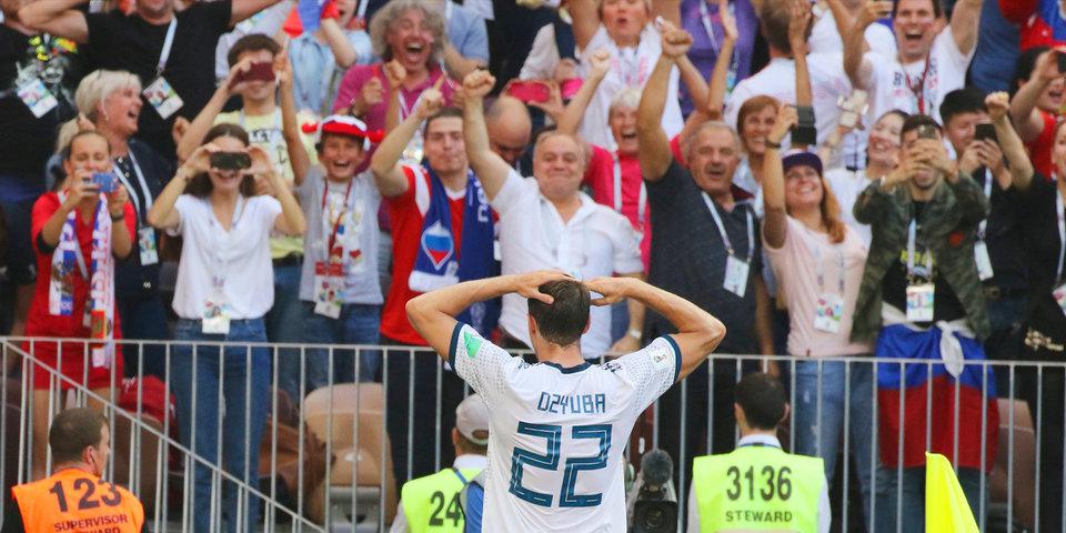 Аркадий Дворкович: «Запомнил, как Дзюба успокоил девочку, подающую мячи»