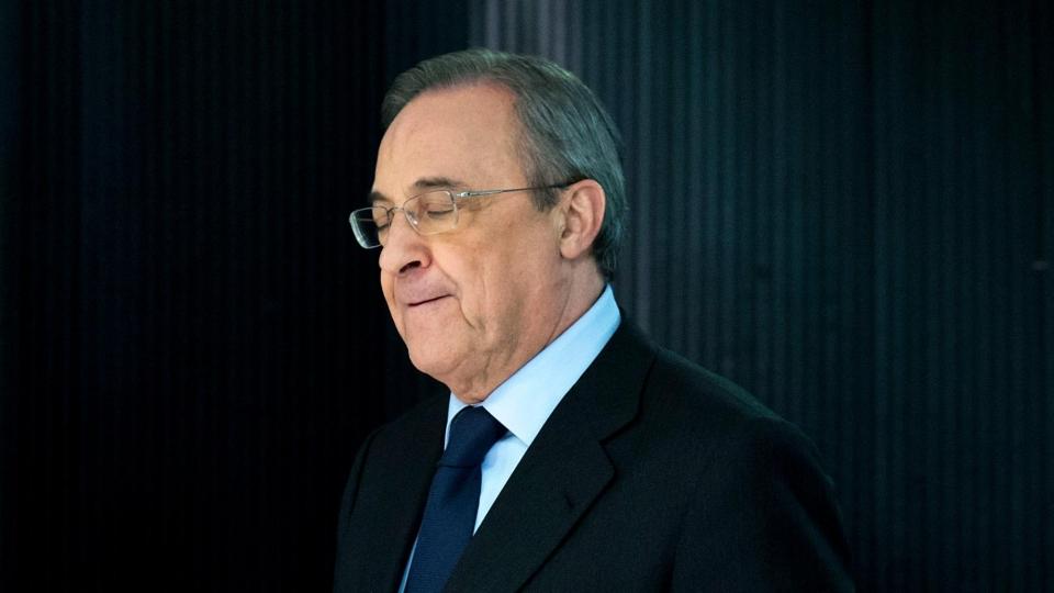 СМИ: Роналду уверен, что «Реал» устроил заговор против него