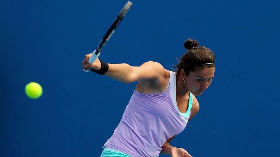 Гаспарян с победы стартовала на турнире WTA в Ташкенте