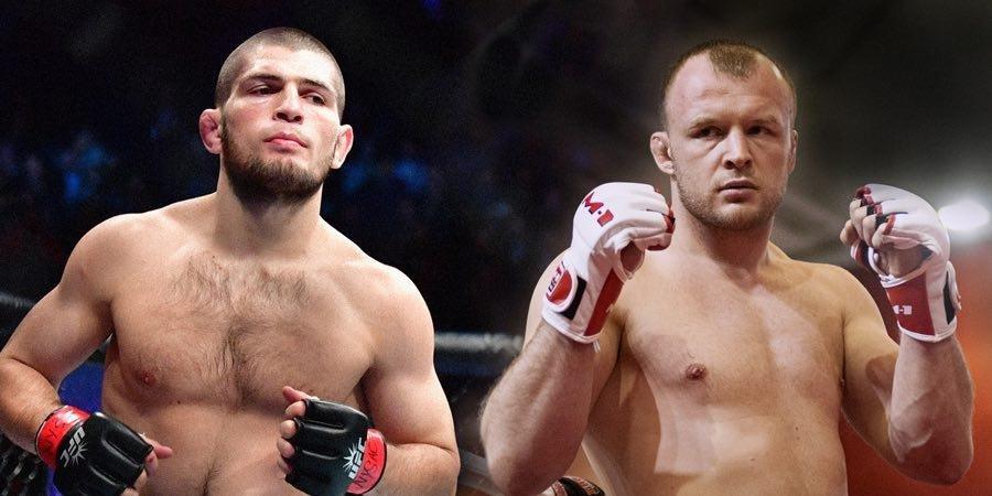 Хабиб и Шлеменко готовы драться