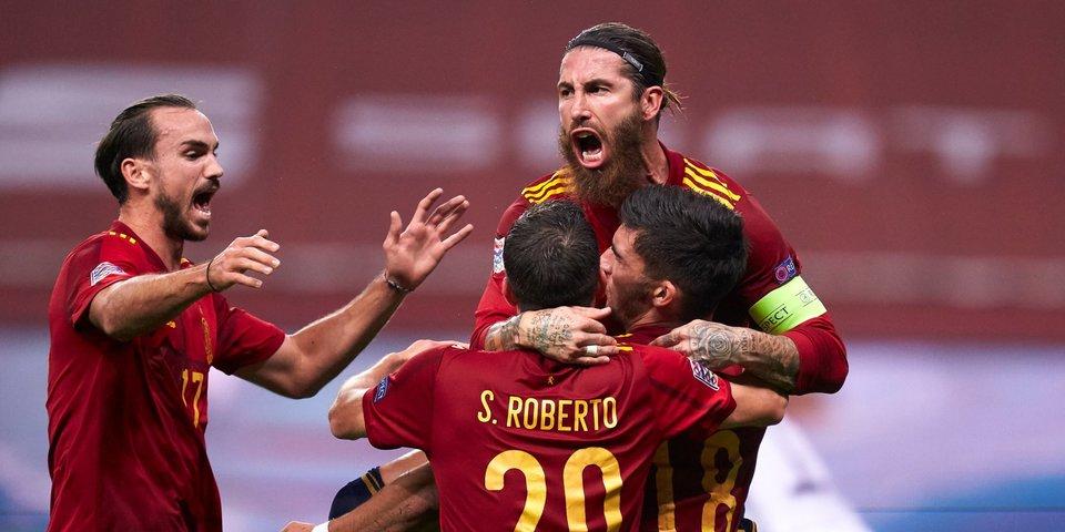 Тактический разбор: Испания унизила Германию и вышла в финал Лиги наций. Что это было?