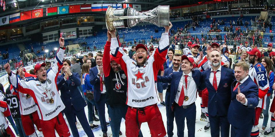 ЦСКА — главный фаворит предстоящего сезона КХЛ. Об этом можно говорить уже сейчас