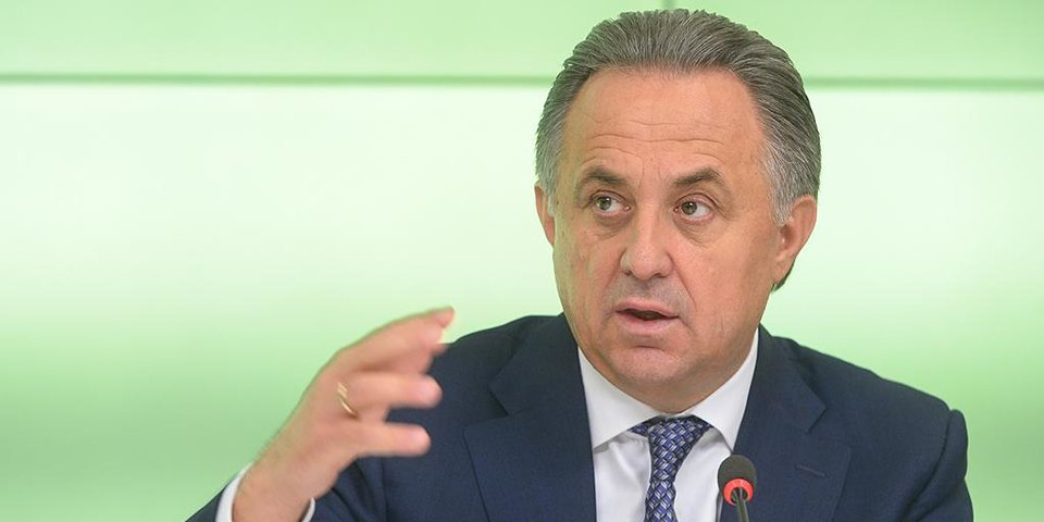 Может ли президент РФС быть еще и министром спорта? Отвечает Виталий Мутко