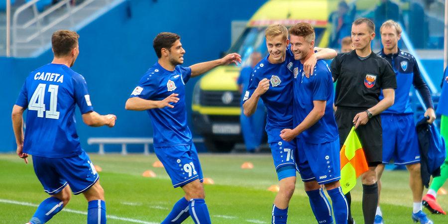 «Нижний Новгород» может сыграть с «Химками» в Кубке России без зрителей