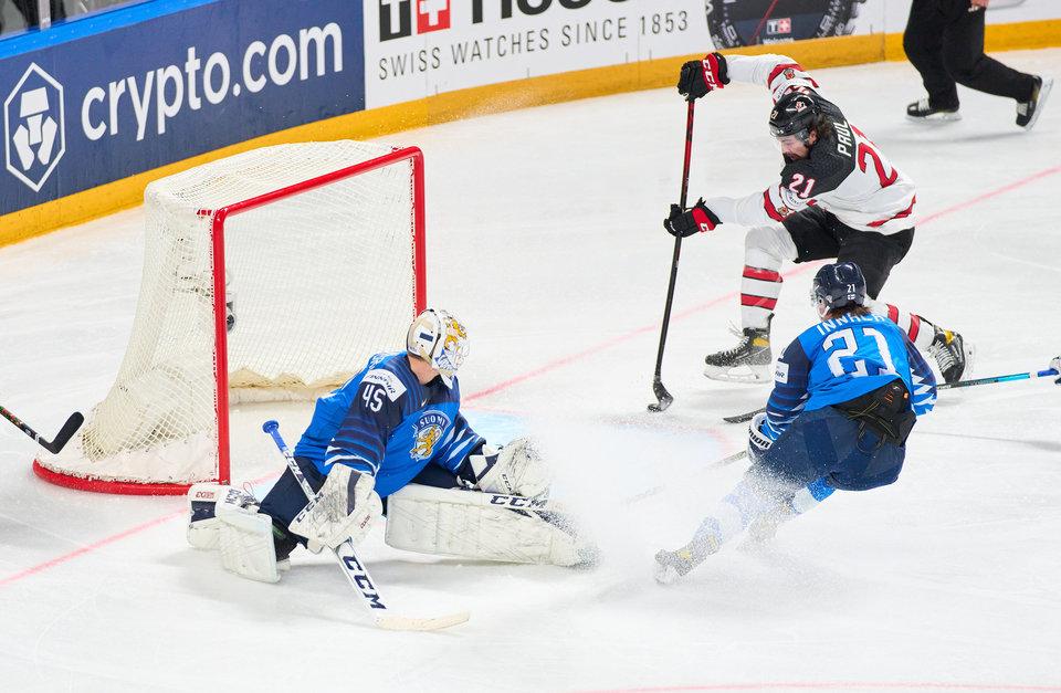 Источник: Финал хоккейного ЧМ посмотрел каждый второй житель Финляндии