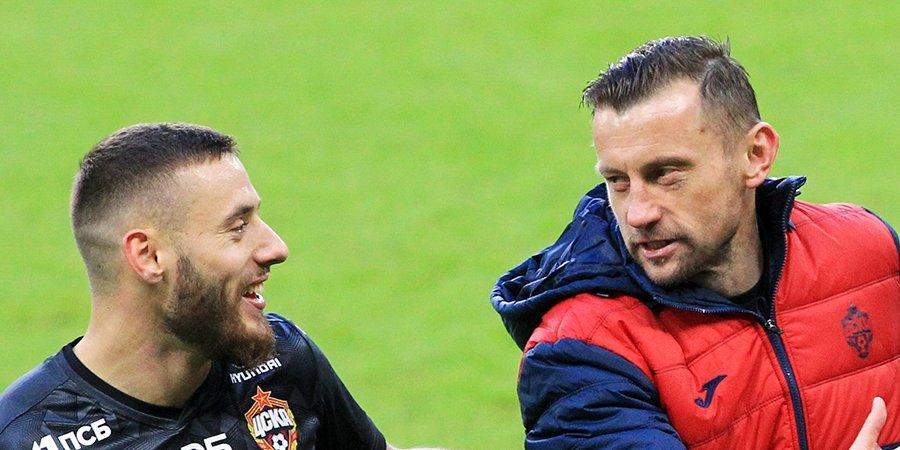 Влашич после чемпионата Европы намерен провести переговоры с ЦСКА