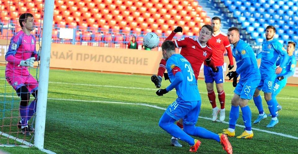Брагин продлил контракт со «СКА-Хабаровском»