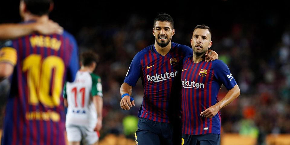 Ривалдо: «Барселоне» лучше сосредоточиться на ЛЧ, а не на чемпионате»