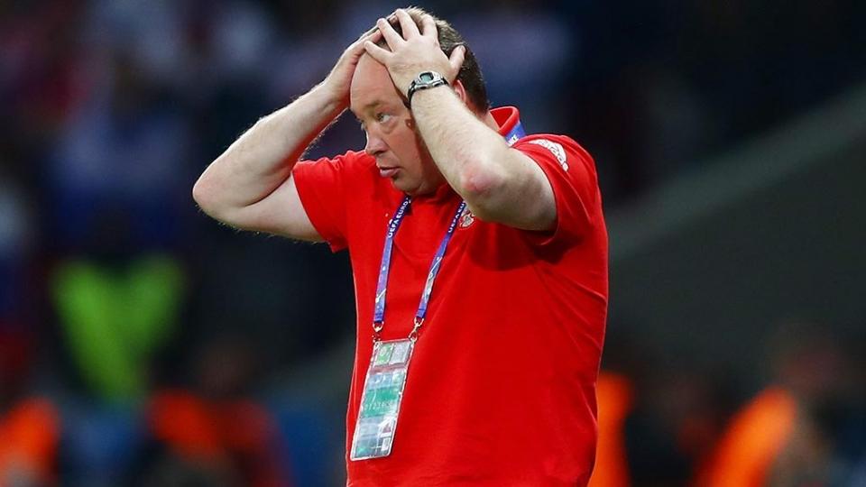 «Халл» Слуцкого проиграл в Лондоне, ведя в счете до 74-й минуты