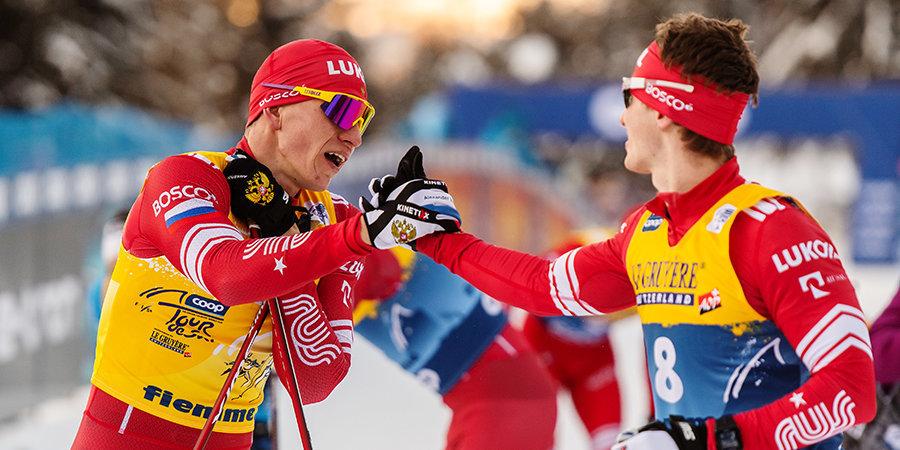 Победы, расставания, падения. Вспоминаем лучшие моменты «Тур де Ски 2021»