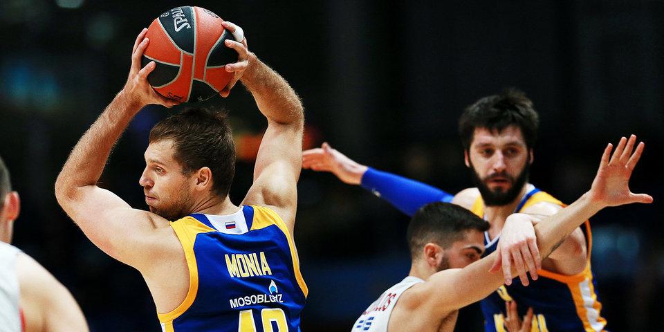Сергей Моня: «С возрастом стали иначе восприниматься нагрузки, поэтому пришлось отказаться от национальной команды»