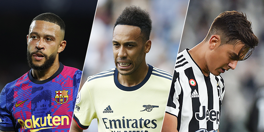 Кто в топ-5 европейских чемпионатов разочаровал больше всех на старте сезона? В списке есть даже действующий чемпион