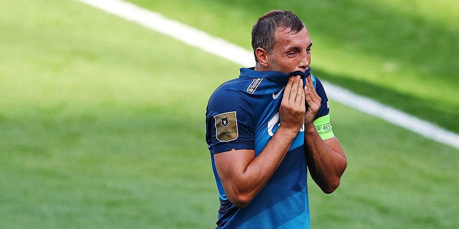 «Я бы заменил Дзюбу еще до первого гола». Что говорят футболисты, тренеры и эксперты после матча «Спартак» — «Зенит»