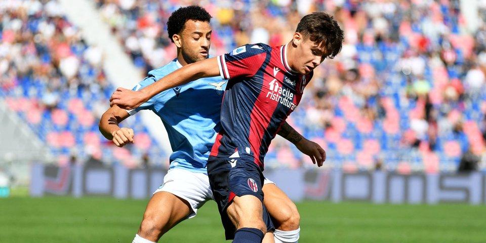 «Болонья» разгромила «Лацио» в матче Серии А
