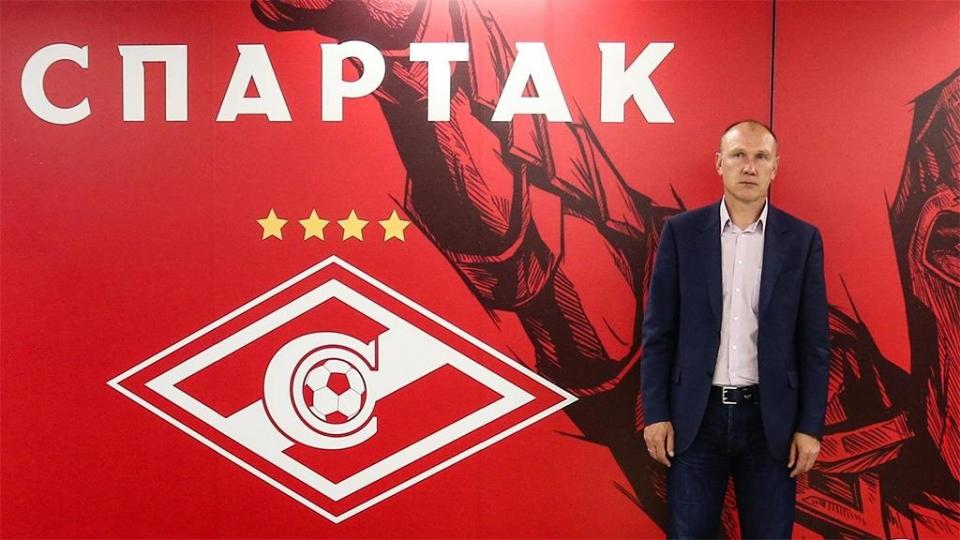 Родионов назвал Промеса лучшим легионером «Спартака»
