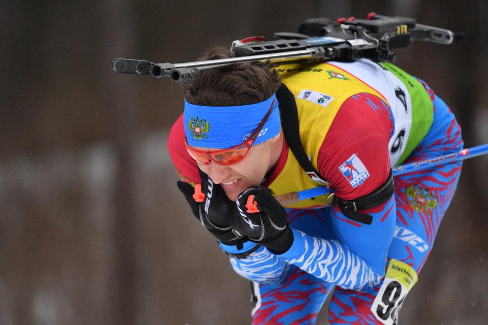 Сучилов победил в спринте на этапе Кубка IBU в Словакии, Слепов и Стрельцов — в десятке