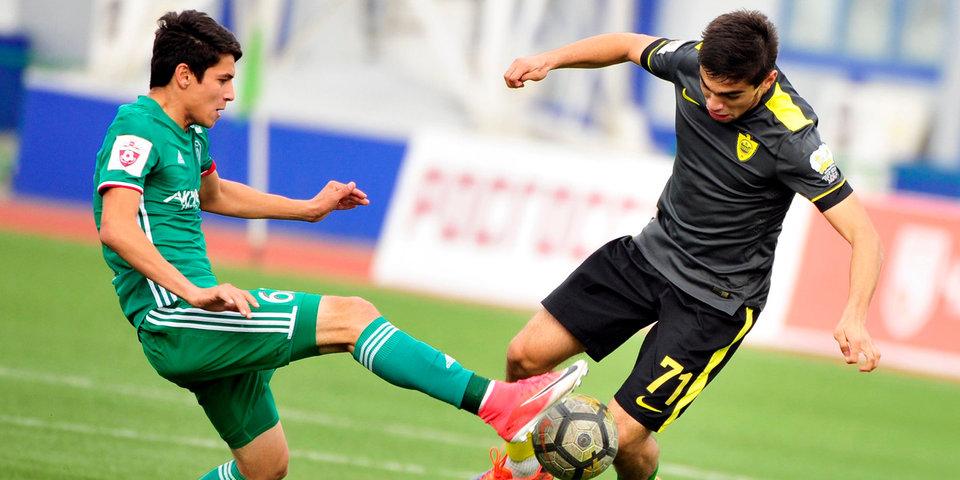 Молодежка «Анжи» одержала 4-ю победу подряд, обыграв «Ахмат»
