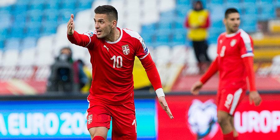 Много звезд и мало толку. Что нужно знать о сборной Сербии, в которой нет ни одного игрока из своего чемпионата