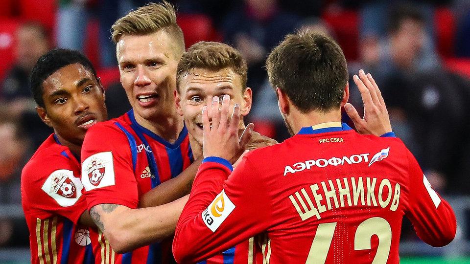 ЦСКА подтвердил перенос матча с «Локомотивом»