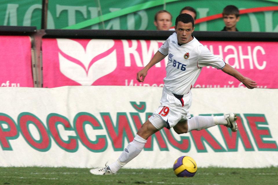 Бывший игрок ЦСКА в своей книге назвал Игнашевича и братьев Березуцких «замкнутыми»