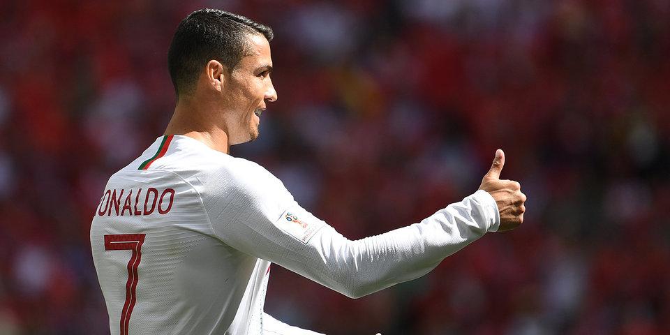 Роналду вернется в сборную Португалии на ноябрьские игры Лиги наций