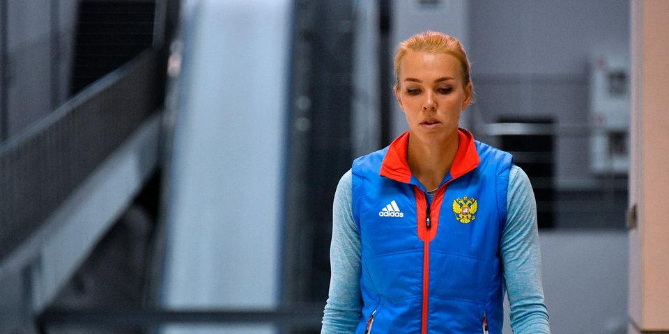 Надежда Сергеева: «На меня давили: «Выйди к прессе и оговори себя». Но я не принимала допинг!»