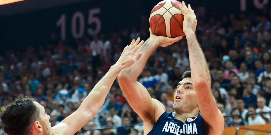 Аргентина и Испания сыграют в финале ЧМ по баскетболу