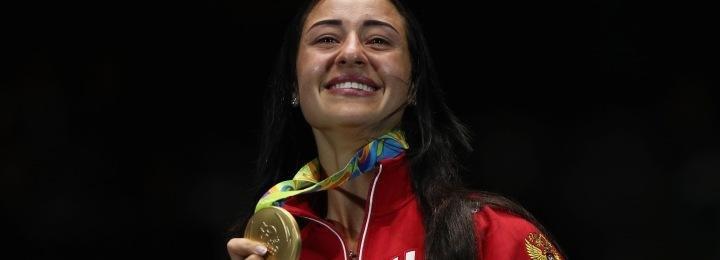 Яна Егорян: «Эта медаль не только моя, но и Софьи Великой»
