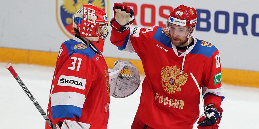 Россия победила Чехию по буллитам. Завтра игра с финнами