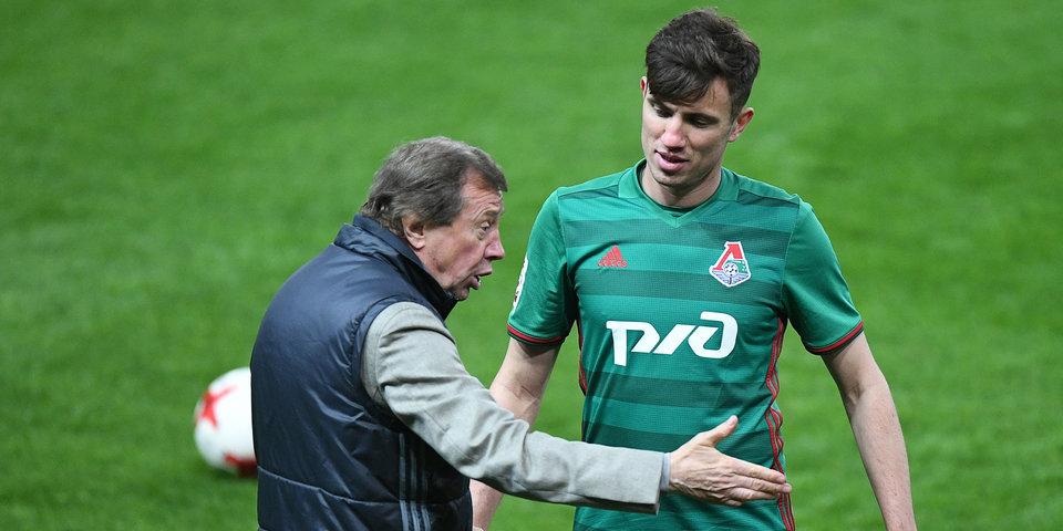 Дмитрий Селюк: «Назначение Ротенберга на серьезную должность в «Локомотиве» положительно скажется на всех»