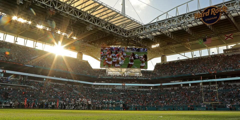 Как выглядит стадион, где сегодня сыграют «Реал» и «Барселона»