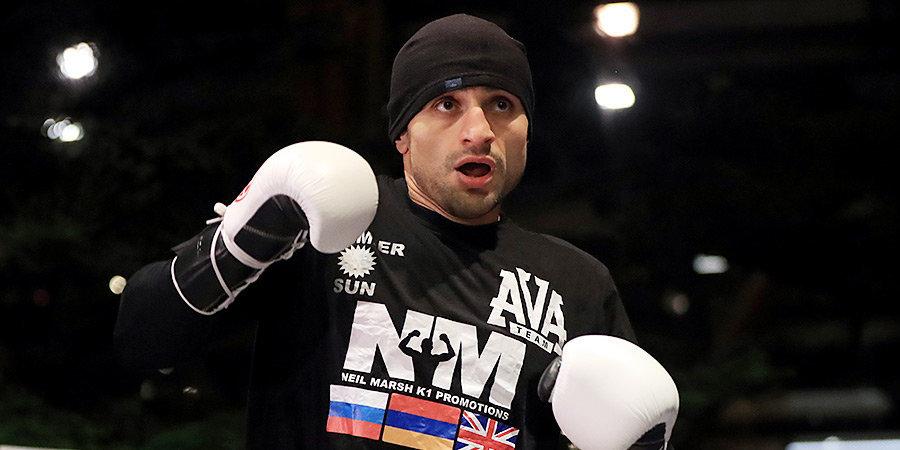 Давид Аванесян: «Не смотрел бой Кокляева с Тарасовым. Такие поединки уродуют бокс»