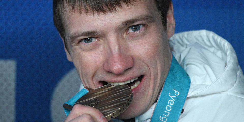 Украинец Абраменко и олимпийский атлет из России Буров получили медали Игр в Корее