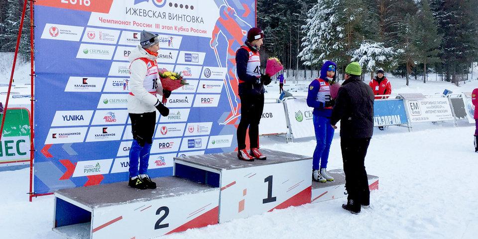 Каплина выиграла спринт на «Ижевской винтовке», Васильева — вторая