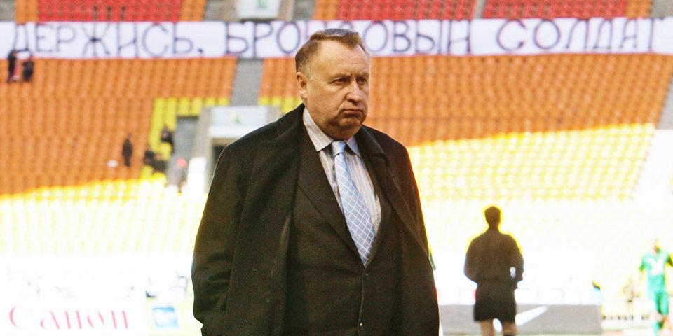 «Спартак» почтил память Владимира Федотова