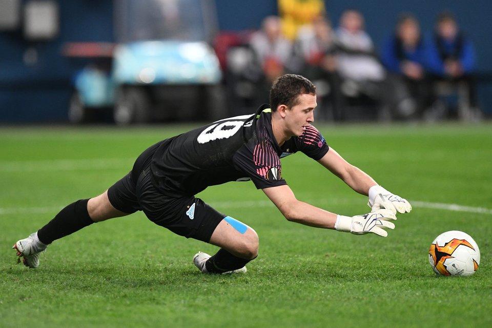 Андрей Лунев: «В матче с «Локомотивом» не хватило полшажочка»